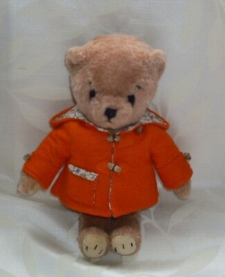 "vintage teddy bear 12"" good condition"