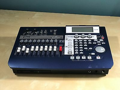 Korg D1200 MkII Mk2 Digital Recording Studio near mint