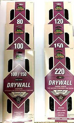 3M  Drywall Sanding Screens (Gator Private Labeled)