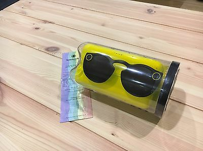 BRAND NEW Unopened Snapchat Spectacles in Black