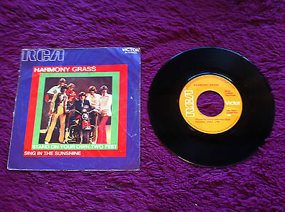 """Harmony Grass – Stand On Your Own Two Feet , Vinyl, 7"""", Single"""