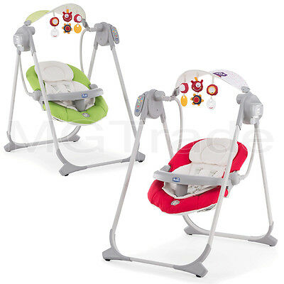 Polly Swing Up Altalena col.Green/Paprika...NUOVO!!