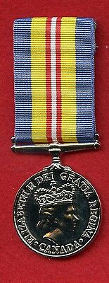 Canadian Volunteers Service Medal for Korea repro.
