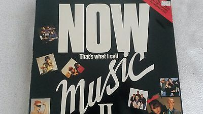 NOW THAT'S WHAT I CALL MUSIC No. 2  VINYL LP RECORDS