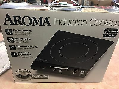 Aroma Induction Cooktop AID-509 ~ Portable Camping Dorm Buffet Hot Plate