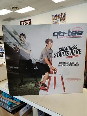 QB Tee Quarterback Training Aid