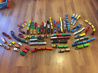 Cheap Trains (some just £2!) for Brio / Wooden Train Track with Combined Postage
