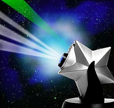 Laser Twilight  Galaxy / Universe Projector Unit Bring The Outdoors Inside