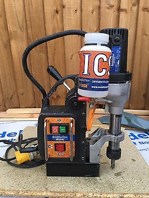 Magnetic Drill EVOLUTION ME3500 MAGNETIC DRILL MUSTANG 130