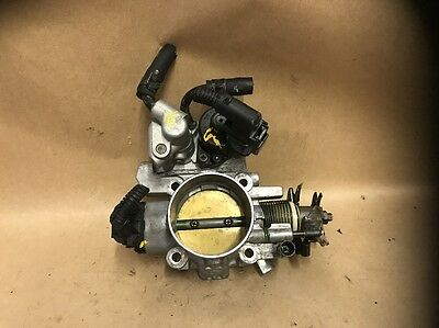 2002 2003 2004 2005 KIA SEDONA Throttle Body Assembly 3.5L OEM