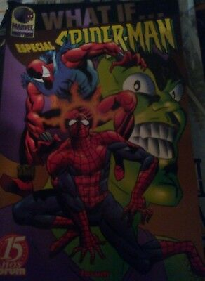 Cómic what if? Spiderman