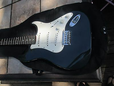 Squire By Fender Bullet Electric Guitar with Gig Bag