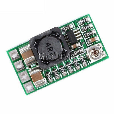2PCS DC-DC 12-24V To 5V 3A Adjustable Step Down Power Module Buck Converter M