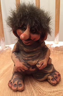 Vintage Collectable Ny Norwegian Troll
