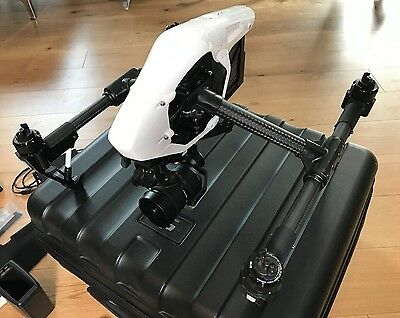 DJI Inspire 1 Pro X5, great condition, with 15mm lens