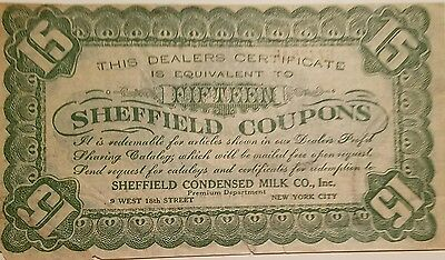 Sheffield Condensed Milk Coupon