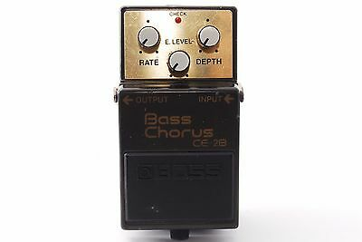 BOSS CE-2B Guitar Effect Pedal Green Label From Japan CE2B *160702