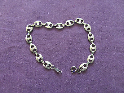 FAUX SILVER LINK BRACELET from BUFFY THE VAMPIRE SLAYER with COA