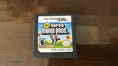 New Super Mario Bros. -- Nintendo DS -- Game only