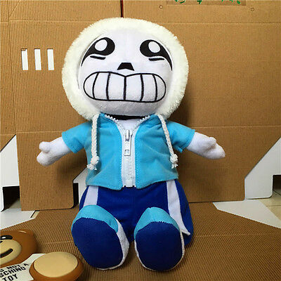 "NEW! Undertale Sans Plush Doll Figure Toys Kids Gifts 13""/30cm"