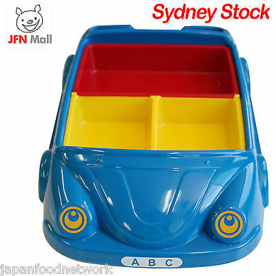 Kids Car Lunch Plate Tray