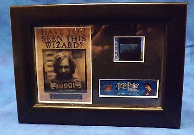 Harry Potter Prisoner of Azkaban have you seen this wizard mini film cell