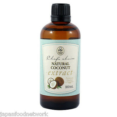 Natural Coconut Flavour Extract 100ml