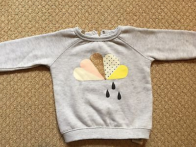 Cotton On Baby Jumper Size 0