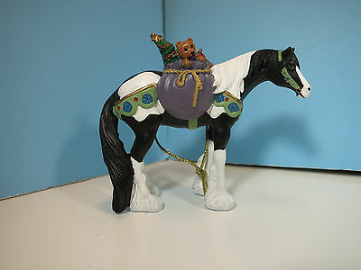 Trail Of Painted Ponies-Gypsy Winter Dreams- Hanging Christmas Ornament-NIB