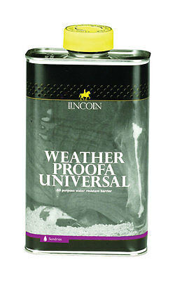 Lincoln Weather Proofa Universal 1Litre and 5 Litre PR-4317