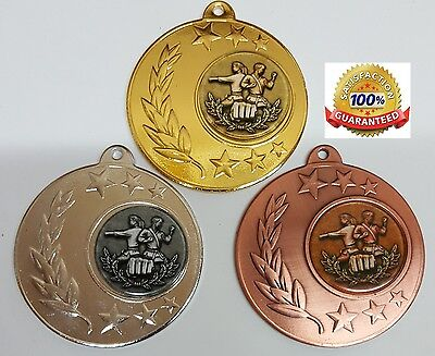 1 x 50mm MARTIAL ARTS MEDAL,TROPHY,comes with Free ribbons,and also engraving