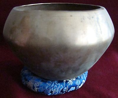 Old and Rare Singing Bowl Hand beaten