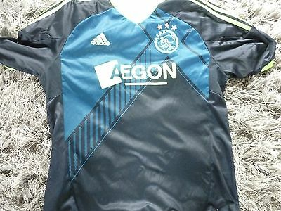 Ajax Away  Shirt Very Good Condition Size Large