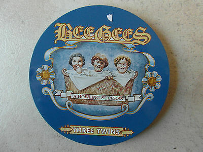 RARE: BEE GEES 'A HOWLING SUCCESS' THREE TWINS CD in a METAL TIN - 14 Tracks