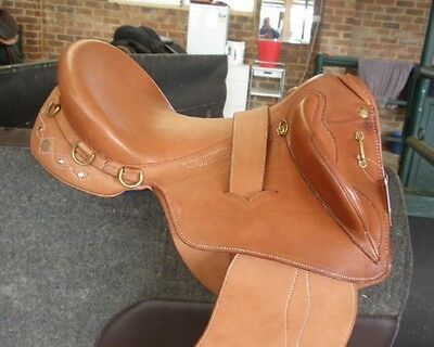 fender stock saddle traditional style Polocrosse Special Competitor Mark 2