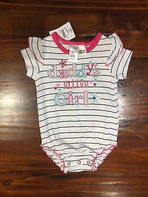 Baby Girl's Bodysuit - Size 0 - Brand New with Tags