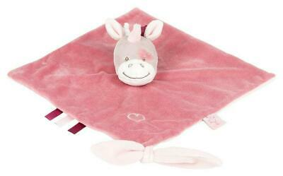 Nattou Nina, Jade & Lili Collection - Comforter (Jade The Unicorn) Free Shipping