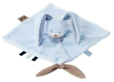 Nattou Alex & Bibou Collection - Comforter (Bibou The Rabbit) Free Shipping!