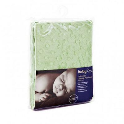 BabyRest Universal Change Mat Cover - Twin Pack (Sage) BabyRest Free Shipping!