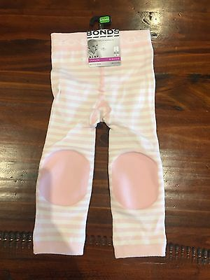 Baby Bonds - Crawler Leggings - Size 6-18 months - Brand New with Tags