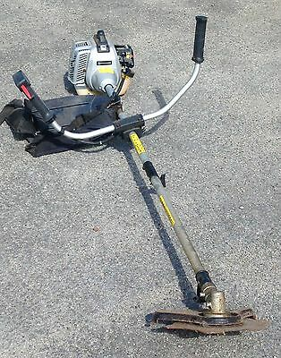 Spear & Jackson Petrol Brush Cutter and Grass Trimmer