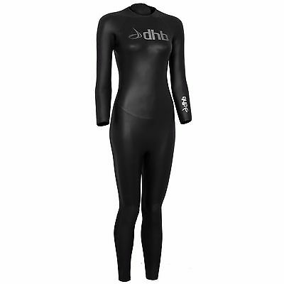 dhb Women's Wetsuit SMALL/MED BLACK/SILVER