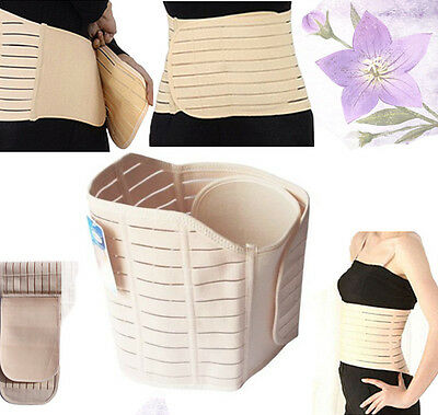 Comfortable Postpartum Support Waist Recovery Belt Shaper For Pregnancy Womens