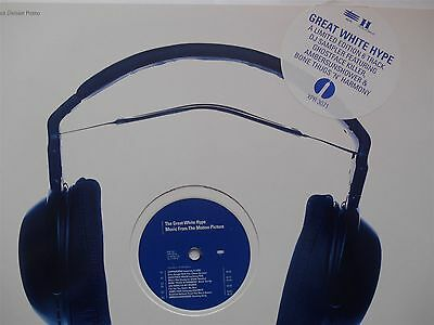 "The Great White Hype Music From The Motion Picture 12"" Promo"