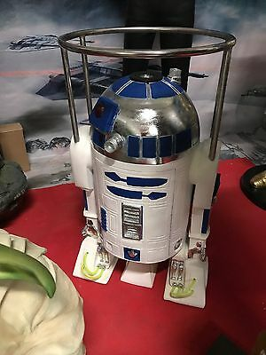 R2D2 Star Wars Waiter Life Size Table