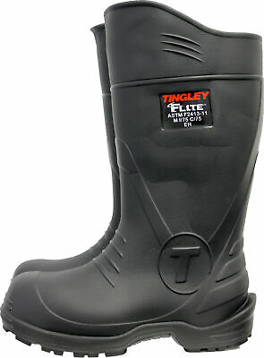 Flite Boot , PartNo 27251.13, by Tingley Rubber Corp., Size 13, Color Black,  Co