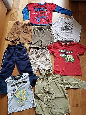 bundle of boys clothes size 2/3 years ( 9 items)