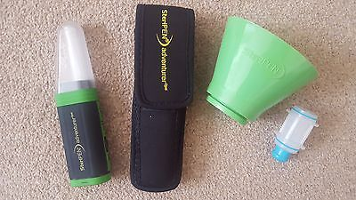 Steripen Adventurer Opti water purifier and steripen water filter
