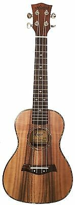 Concert Ukulele by Aiersi with Aquila Strings and free Gig Bag
