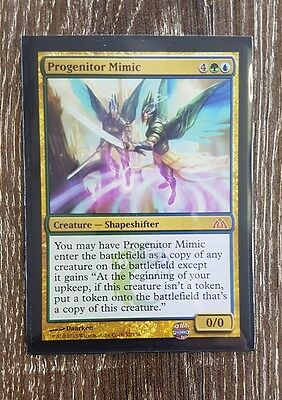 Magic the Gathering - Progenitor Mimic - Mythic Rare - Dragon's Maze
